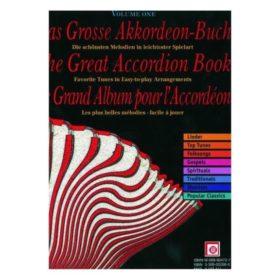 Das Grosse Akkordeon-Buch 1