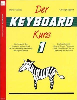 Keyboard Kurs 1