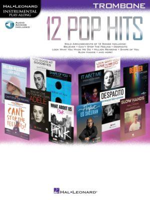 12 Pop Hits - Trombone