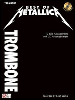 Best of Metallica for Trombone