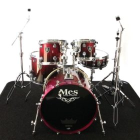 Mes Blazing Flame 5225T-276 Violet Fade