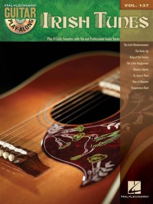 Guitar Play-Along Volume 137; Irish Tunes