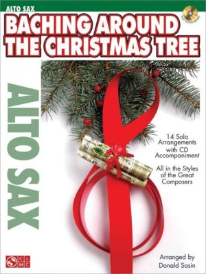 Baching Around the Christmas Tree (Asax)