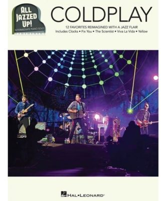 All Jazzed Up! - Coldplay