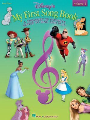 Disney's My First Songbook, Volume 4