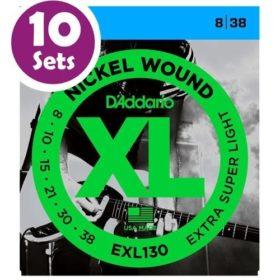 D'addario EXL130 10 Sets