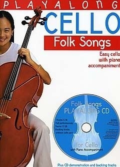 Playalong Cello - Folk Tunes