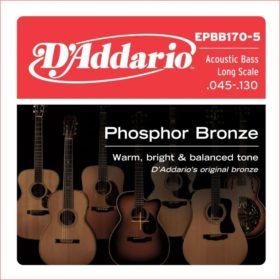 D'addario EPBB170-5