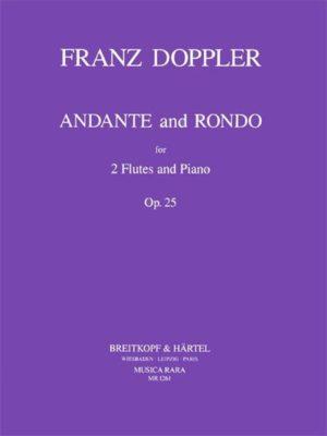 Franz Doppler; Andante & Rondo, Opus25
