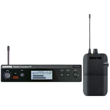 Shure PSM300 Without Earphones