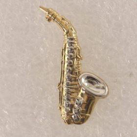 Pin: Saxofoon 35 Gl
