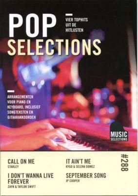 Pop Selections 288
