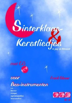 Sinterklaas & Kerstliedjes in Pop en Klassiek (Bb)