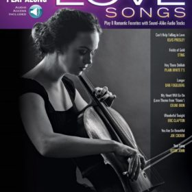 Cello Play-Along Volume 7; Love Songs (+Audio Access)