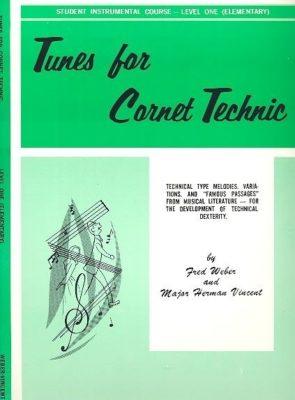 Tunes For Cornet Technic, level 1