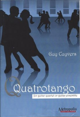 Guy Cuyvers; Quatrotango