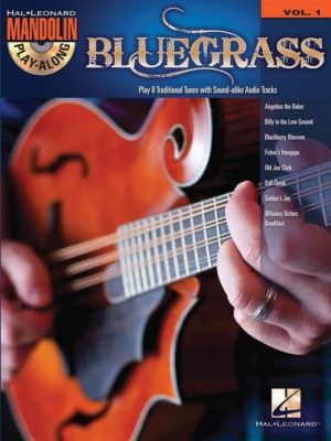 Mandolin Play-Along Volume 1: Bluegrass