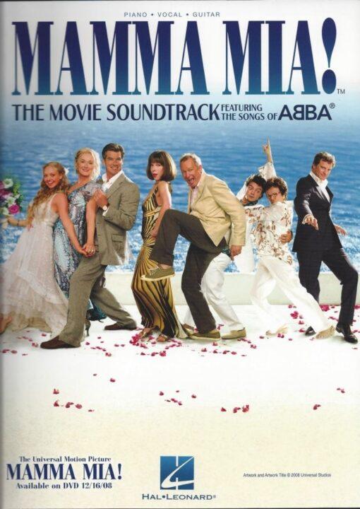 Mamma Mia! - The Movie Soundtrack