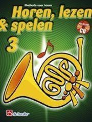 Horen Lezen & Spelen 3 Hoorn (F)