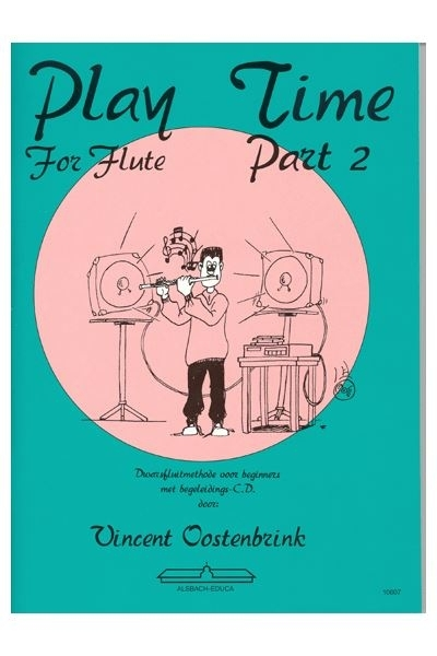 Play Time For Flute, Part 2