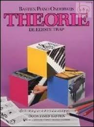Bastien Piano Onderwijs - Theorie bij de Eerste Trap