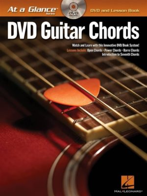 At A Glance Guitar - Guitar Chords (DVD)