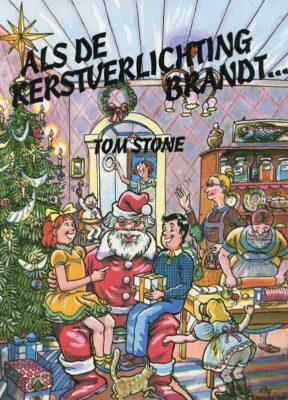 Als De Kerstverlichting Brandt