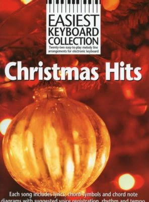 Easiest Keyboard Collection; Christmas Hits