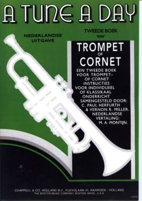 A Tune a Day deel 2 - Trompet of Cornet (NL)