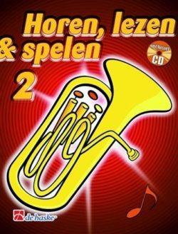 Horen Lezen & Spelen 2 Bart./Euph. TC
