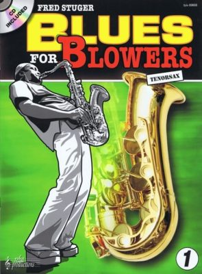 Blues For Blowers 1 - Tenor Saxophone