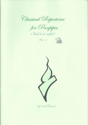 Classical Repertoire for panpipes 1 (+CD)