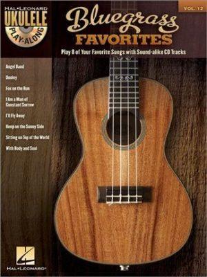 Ukulele Play-Along Vol. 12: Bluegrass Favourites