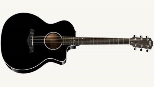Taylor 214ce-BLK DLX ES2 Black