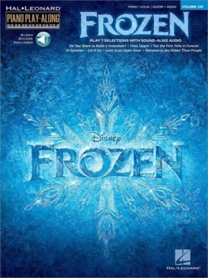 Piano Play-Along: Volume 128; Frozen