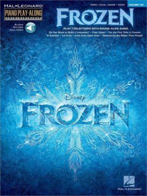 Piano Play-Along: Volume 128; Frozen
