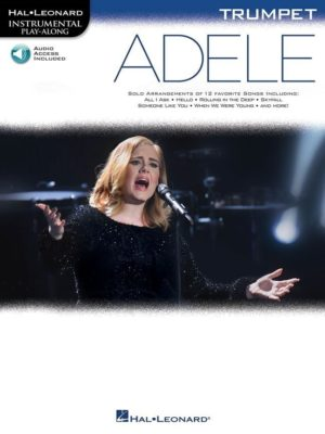 Adele - Trumpet (+Audio Access)