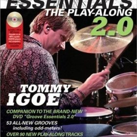 Tommy Igoe; Groove Essentials 2.0 DVD