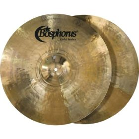 "Bosphorus 15"" Gold Series Hihats Heavy"