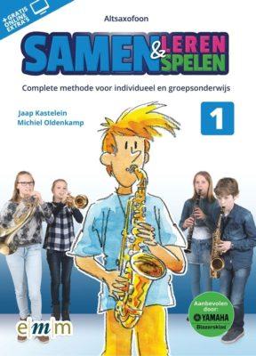 Samen Leren Samen Spelen (A-sax)