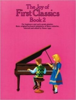The Joy Of First Classics, Book 2 Denes Agay