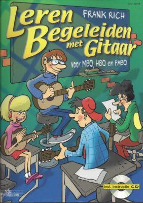 Leren begeleiden met gitaar