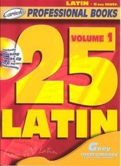 Latin(25) 1 C