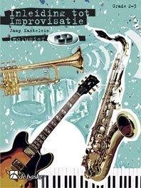 Inleiding tot Improvisatie 1 - Bb Instruments