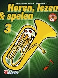 Horen Lezen & Spelen 3 Bart./Euph. TC