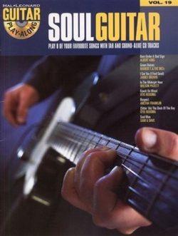 Guitar Play-Along volume 19: Soul Guitar