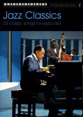 Easy Keyboard Library; Jazz Classics