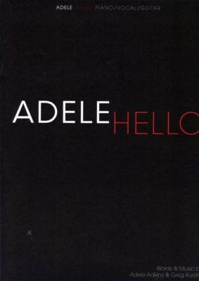 Adele; Hello (PVG)