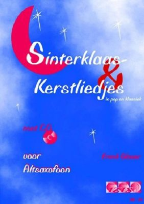 Sinterklaas & Kerstliedjes in Pop en Klassiek (asax)