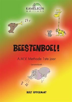 Beestenboel! (Lerarenboek)